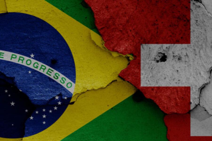 La Svizzera e il Brasile firmano una convenzione per evitare le doppie imposizioni