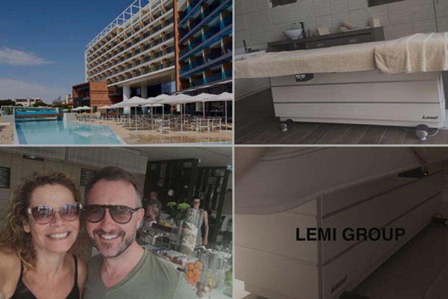 Il nostro cliente Lemi Group