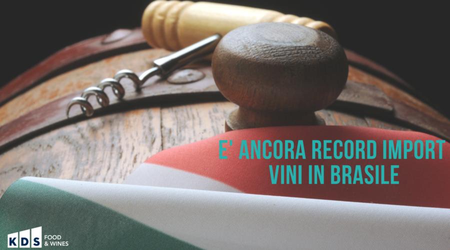 L'ITALIA GUIDA LA CRESCITA DELLE ESPORTAZIONI DI SPUMANTI IN BRASILE